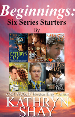 Beginnings Boxed Set by Kathryn Shay