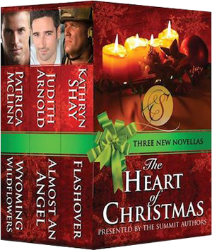 The Heart of Christmas Book Cover