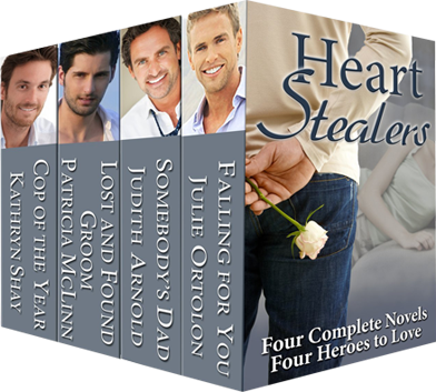 Heart Stealers Book Cover
