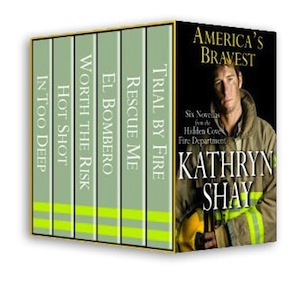 America's Bravest Boxed Set