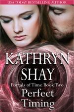 Perfect Timing by Kathryn Shay