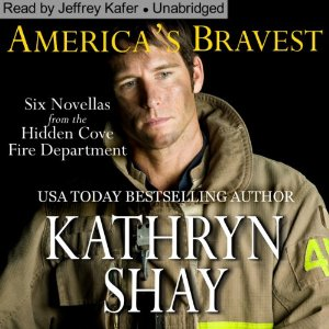 America's Bravest audiobook by Kathryn Shay | Author