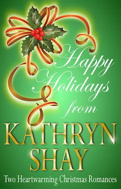 Happy Holidays boxed set by Kathryn Shay