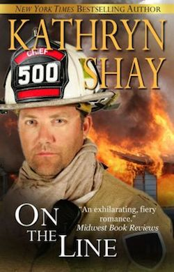 On the Line by Kathryn Shay