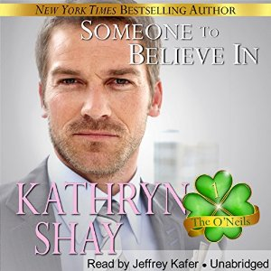 Someone to Believe In audiobook by Kathryn Shay | Author