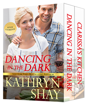 Dancing in the Dark Book Cover