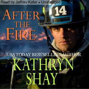 After the Fire on Audiobook